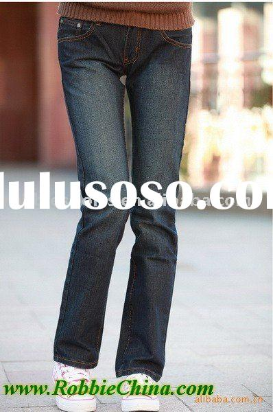 new design fashion jeans slim Jeans leisure pants denim jeans