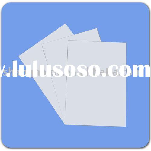 offset printing PVC sheet (use common offset-printing ink)