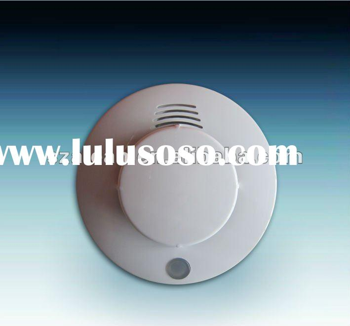 photoelectric smoke detector for fire alarm system