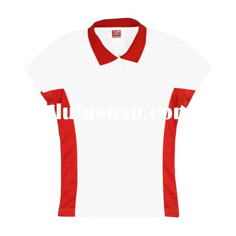 plus size women polo shirts