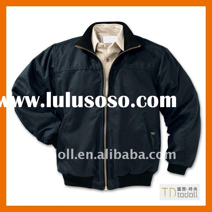 polo jacket uniform for men in 2011 latest fashionable style