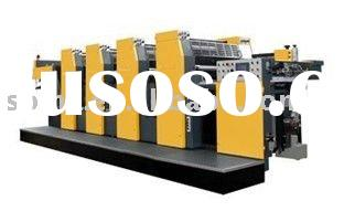 solna 428-AL four color offset printing machine