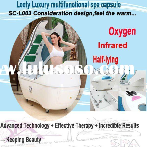 spa machine oxygen slim capsule beauty spa capsule infrared sauna capsule