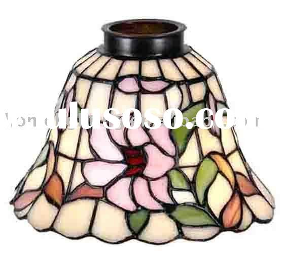 stained glass lamp shade 403