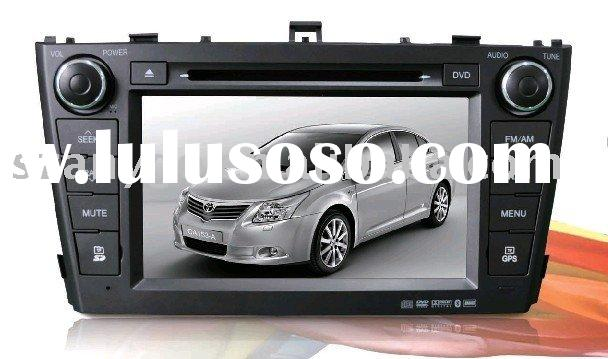 support bose system toyota avensis gps with dvd buletooth