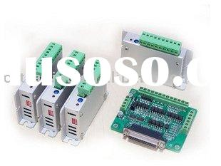 sw_4AXIS_7A_001 CNC ROUTER 4 Axis Stepper motor Driver ,MILL , 7A CNC DB25 Breakout Board adapter Ki