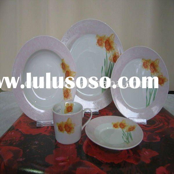 wholesale dinner plates dinner ware, hot sale coffee set and tea sets , silver dinner sets