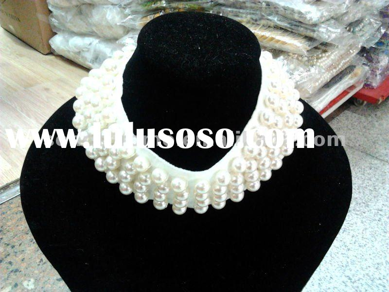 wholesale small orders for crystal rhinestone cz pearl swarovsking fashion jewelry in cheap price