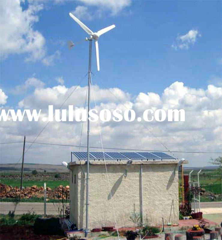wind Turbine Generator for hydroelectric plant/Horizontal Francis Turbine Unit