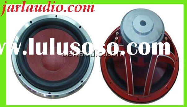 "10""/12""/15""Inch Car Woofer,Car Audio Subwoofer"