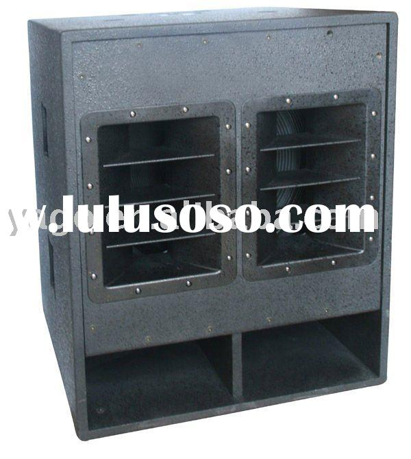 15 INCH PA SUBWOOFER WOODEN BOX MODEL NO.PW-1814