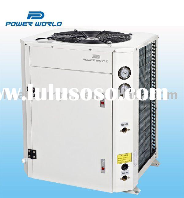 18KW Unique design air source heat pump for sanitary hot water