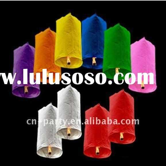 2011 the best fashion flame resistant chinese sky lantern