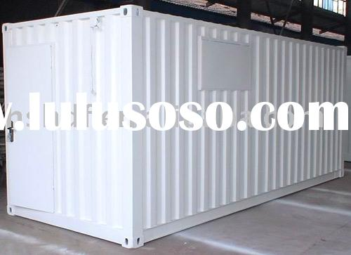 20 Feet Welded High-quality and Nice-design Container House, Portable Toilet, Movable Shower