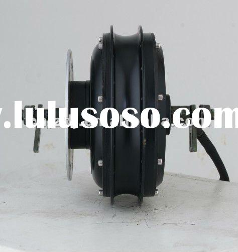 3000w spoked type Rear hub motor for e-motorcycle kit