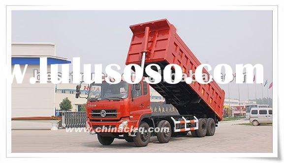 30-50 tons DongFeng hydraulic cylinder dump trucks for sale