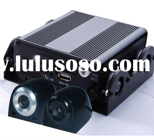 4 channel car black box/HD car black box/car recorder