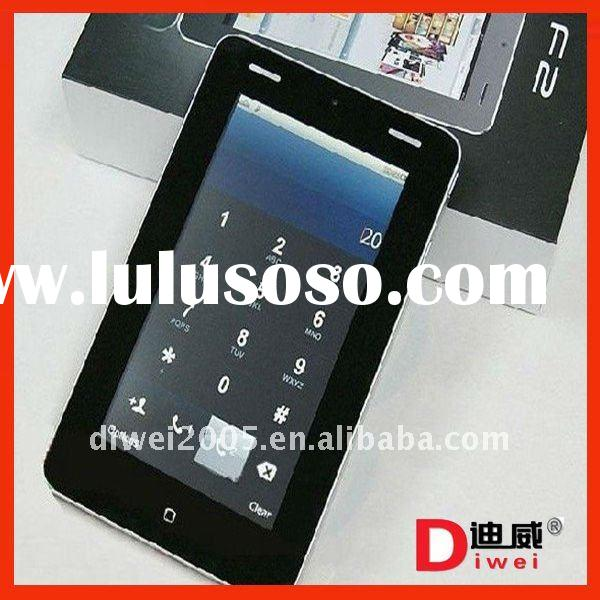 7 Inch Touch Screen WiFi GPS TV F2 Tablet PC MID dual sim phone