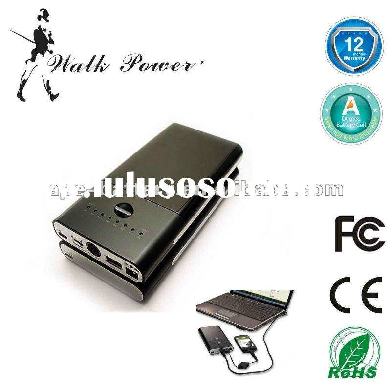 8~20V High capacity external battery bank for netbook / samsung galaxy / APPLE device / all mobile p