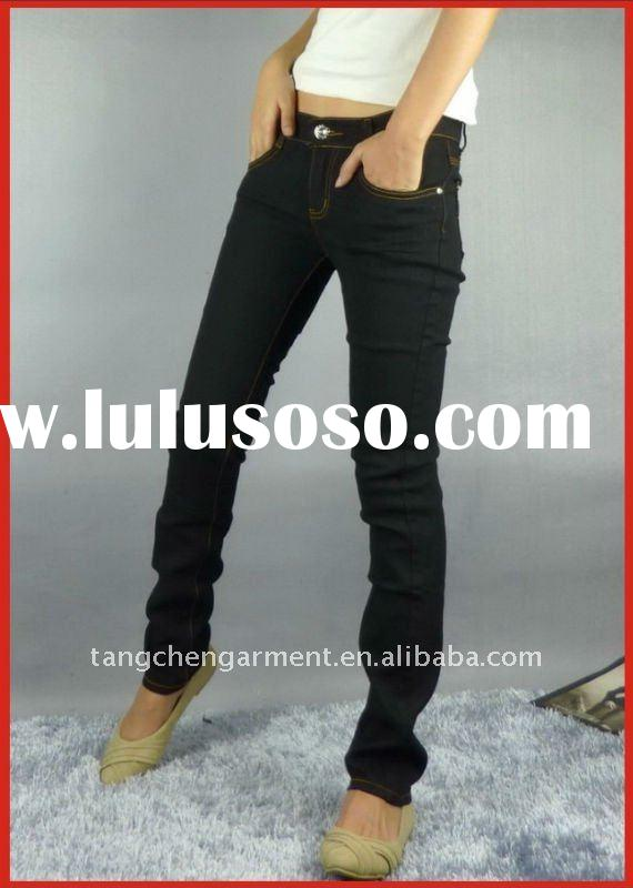 95% cotton 5% spandex jeans cotton elastane jeans