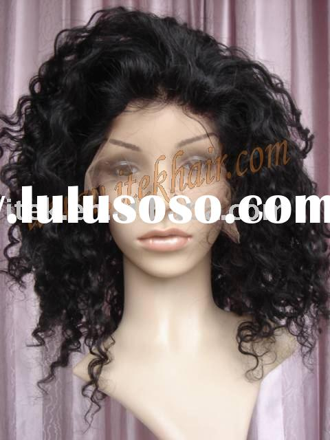 Afro-American full lace wigs in stock, accept paypal!