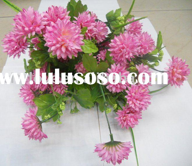 Artificial flower/artificial plant--fragrant artificial silk flower--pink