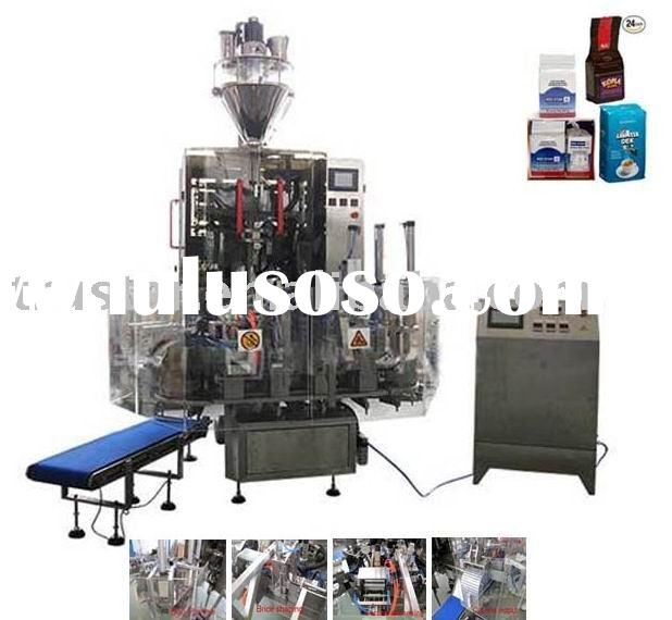 Automatic Vacuum Powder Packaging Machine(coffee packing machine/yeast packing machine/flour packing