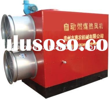 Automatic coal heating machine for poultry equipment