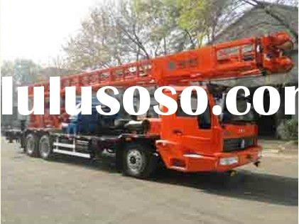 BZC-400A Truck-mounted Water Well Drilling Rig FOR SALE!