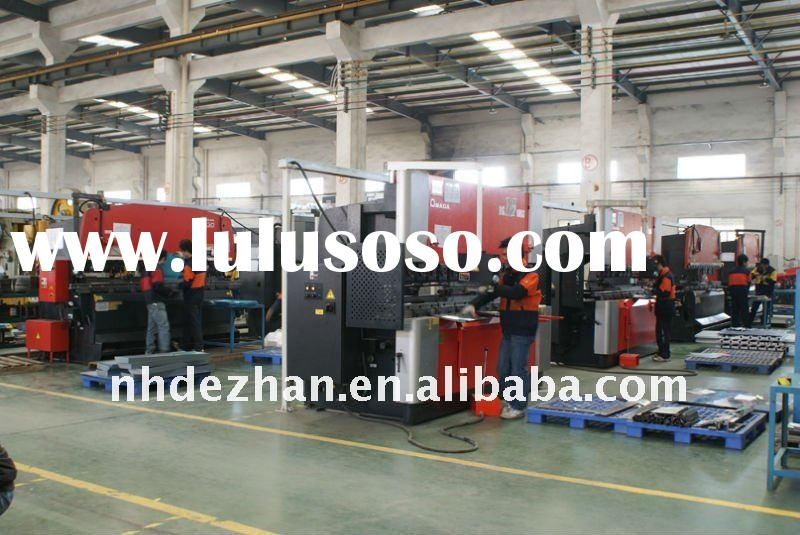 CNC bending machine process sheet metal fabrication metal stamping
