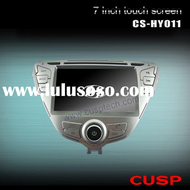 CS-HY011 CAR DVD PLAYER WITH GPS FOR HYUNDAI ELANTRA / AVANTE / I35Suits for 2011-2012