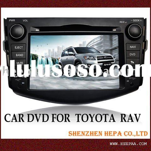 Car Radio CD Player For Toyota RAV4