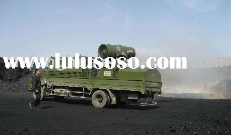 DS-80 dust control sprayer/Composting Industry Dust Control/coal dust control sprayer