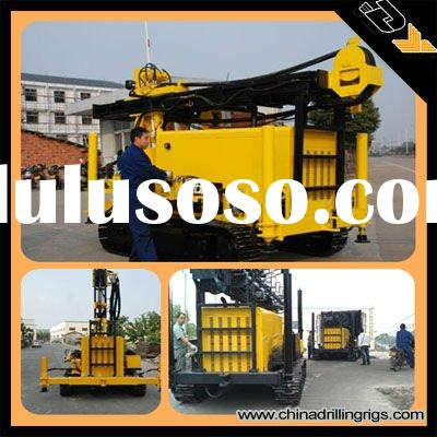 DW series Portable Water Well Drilling Rig for Sale (Depth:120-320m)