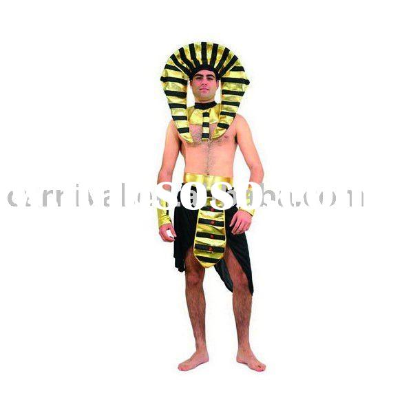 Egyptian Pharaoh Costumes/party costumes/man's costumes/party fancy dress/performance costum