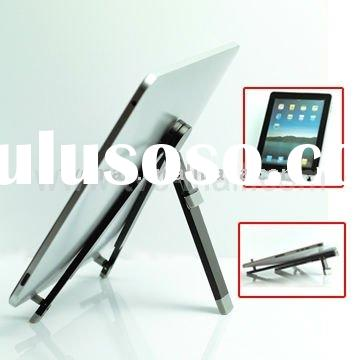 Foldable Metal Holder Stand for iPad/Samsung Galaxy Tab P1000/7-10 inch MID/Tablet PC