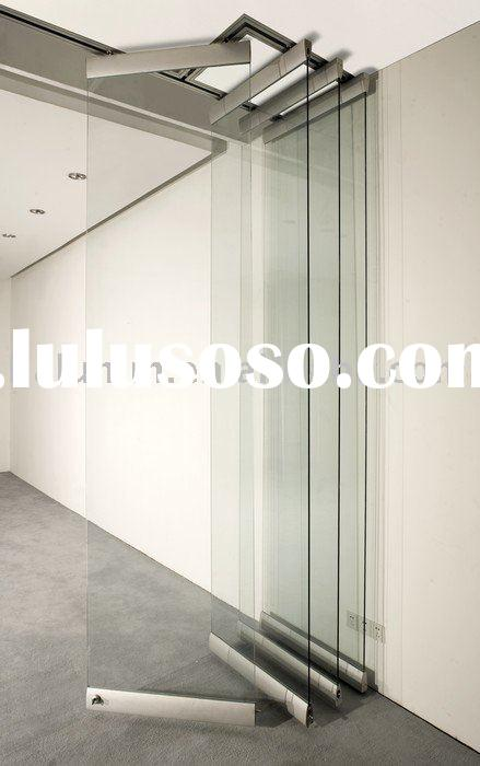 Diy foldable partition wall diy foldable partition wall for Folding glass wall