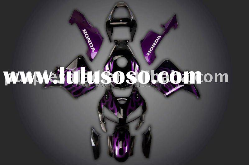 For Honda CBR 600 RR 05-06 Purple Fire High Quality ABS Scooter Parts / Motorcycle Body Work