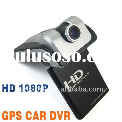 Full 1080P HD GPS Car Dashboard Dash Camera DVR Cam Car Black Box