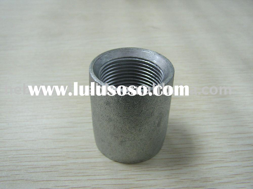 Galvanized steel pipe socket malleable iron pipe fitting
