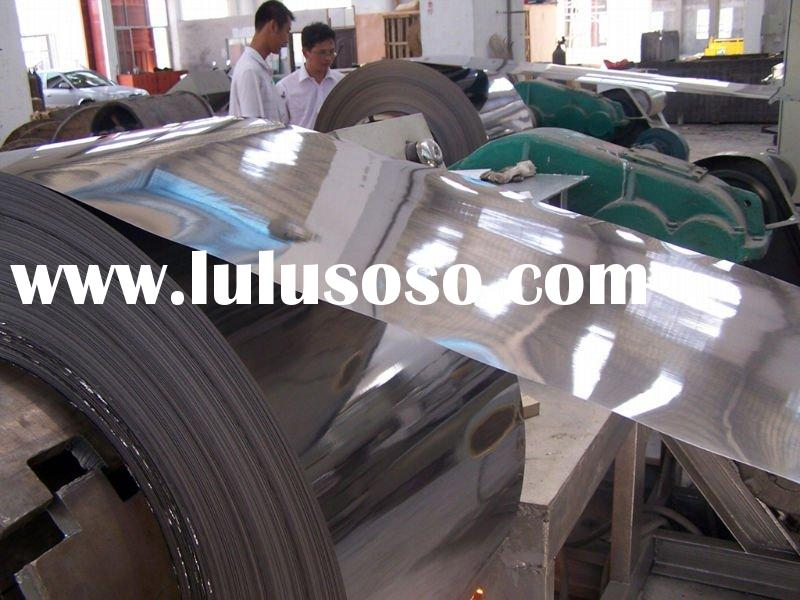 Grade 410 430F 430 stainless steel sheet
