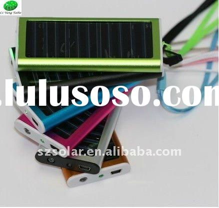 Hot Solar Panel USB Battery Charger for mobile