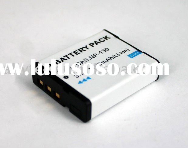 Hot sale! Camera battery for Casio NP-130