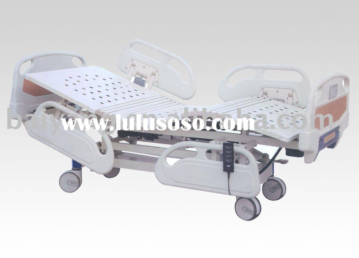 ICU hospital electric bed