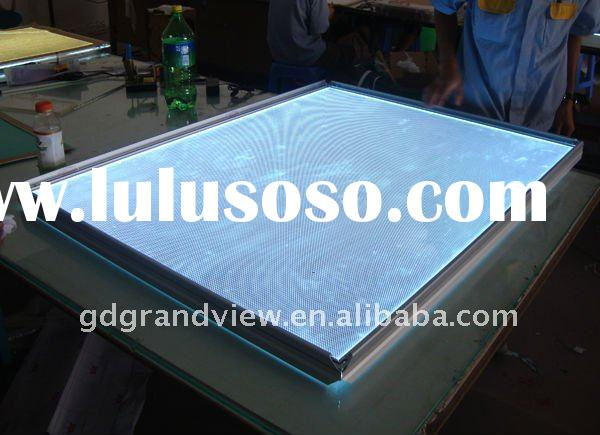 LED snap slim light box