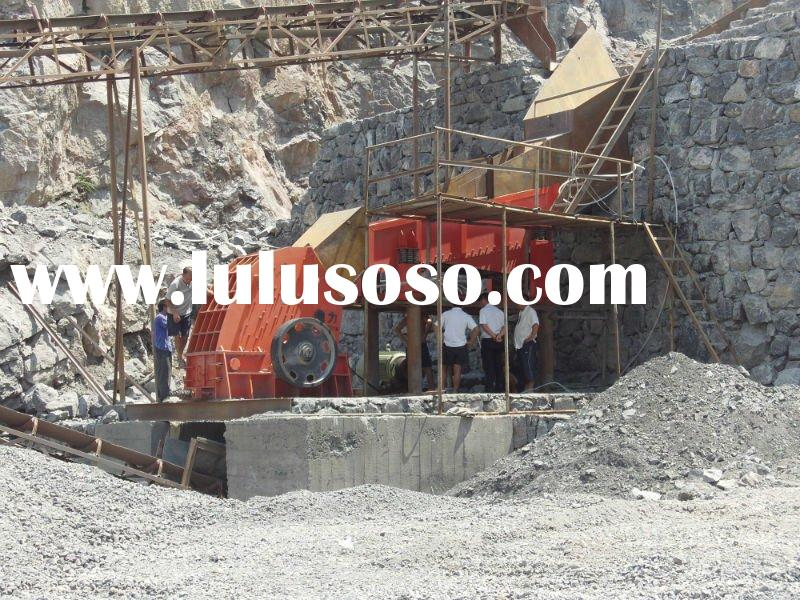 Large Capacity 500 micron mesh sieve used in Quarrying Plant