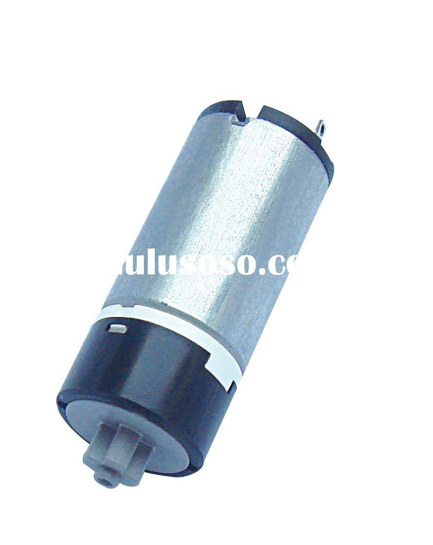 Dc motor with gearbox high torque dc motor with gearbox for Low rpm motor dc