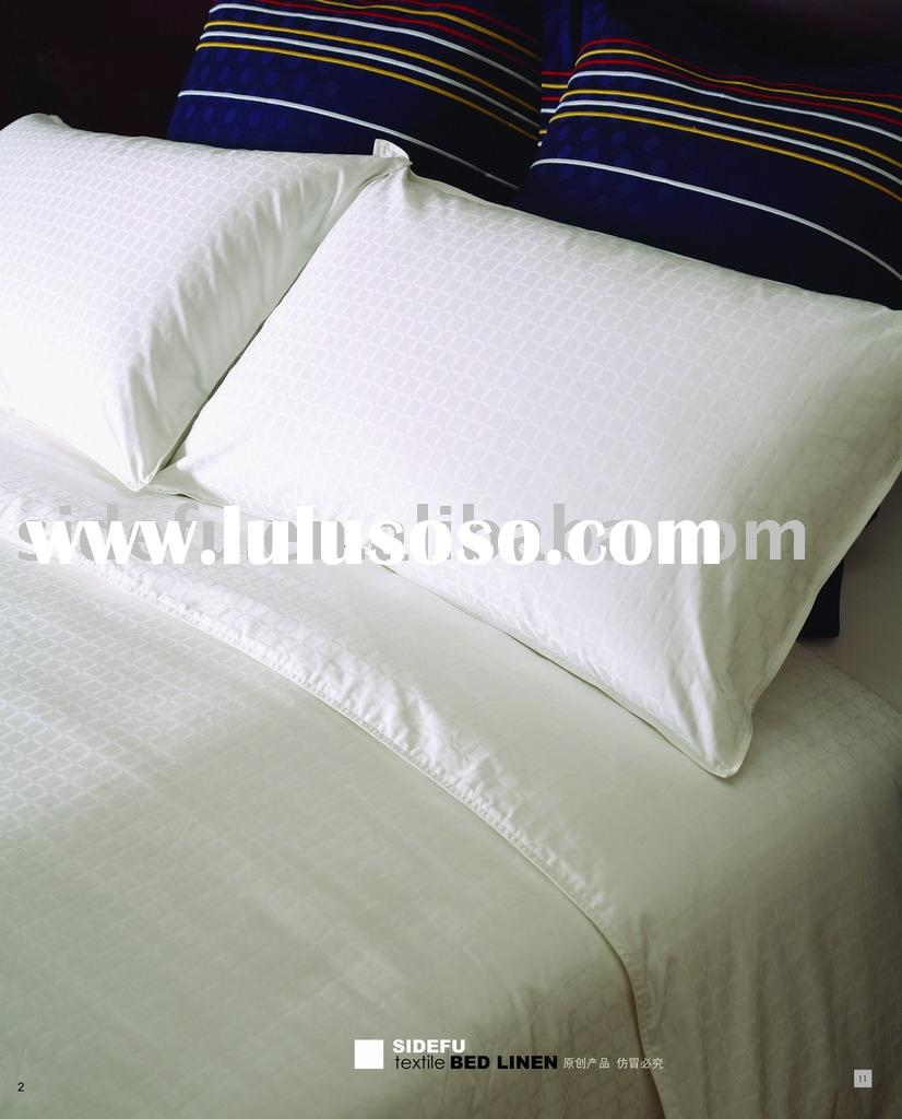 Hilton Hotel Collection Bedding: Luxury Hotel Bedding Set, Luxury Hotel Bedding Set