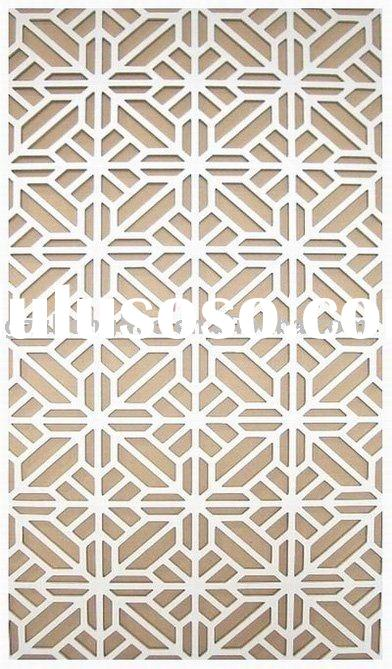 MDF decor wall panels