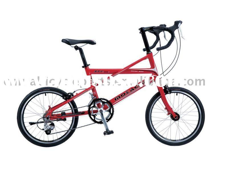 MOTACHIE Aluminum Alloy 18 Speed Small Wheel Bike XTY R209/Bicycle